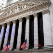 new york stock exchange — Stock Photo #1060289