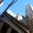Classical NY - Wall Street - Stock Photo