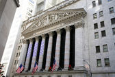 New York Stock Exchange — Fotografia Stock
