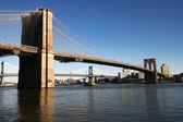 Ny classique - pont de brooklyn — Photo