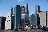 Classical NY - Manhattan — Stock Photo