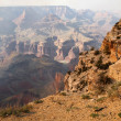 Stock Photo: The Grand Canyon, Arizona, USA