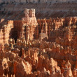 Stock Photo: Bryce canyon, Utah, USA