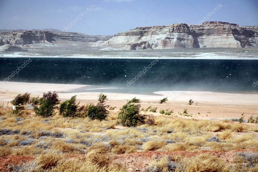 Glen Canyon National Recreation area,Lake Powell , Arizona, USA — Stock Photo #1078508