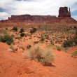 Stock Photo: Monument Valley, Navajo Tribal Park, Ari