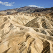 Stock Photo: Zabriskie Point, Death Valley National