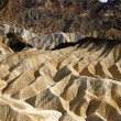 Stock Photo: Zabriskie Point, Death Valley NP