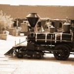 Old usa train — Stock Photo #1096619