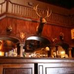 Stylish night bar with retro decor — Stock Photo #1097758