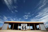 USA, historic rout 66, arizona area — Stock Photo