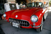 Retro car - American classics — Stock Photo