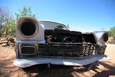 Antique usa car — Foto Stock