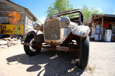 Vintage ford, road 66, Arizona, USA — Stockfoto