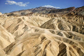 Zabriskie Point, Death Valley National — Stock Photo