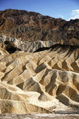 Zabriskie Point, Death Valley NP — Stock Photo