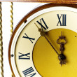 Antique clock face — Stockfoto #1331508