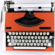 Old typewriter — Stock Photo #1331526