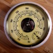 Old barometer — Stock Photo #1629812