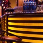 Stylish night bar - contemporary decor — Stock Photo #1634066