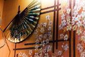 Classic japan interior — Stock Photo