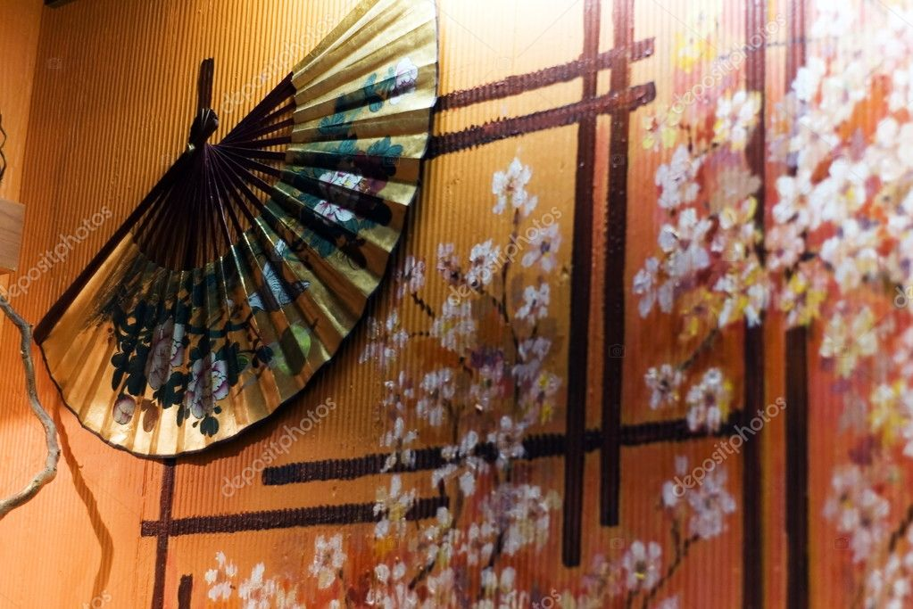 Japan interior — Stock Photo #1634179