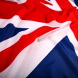 Flag UK — Stock Photo #1648022
