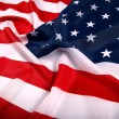 Flag USA - Stock Photo