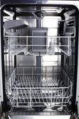 Empty dishwasher — Stock Photo