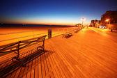 Ny classique, plage de brighton — Photo