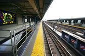 Subway in New York — Stock Photo