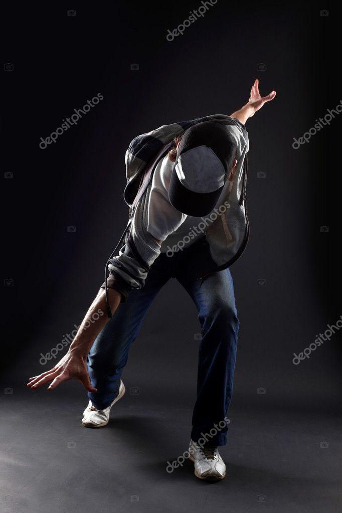 酷男舞者 — 图库照片08konstantin32#2115136