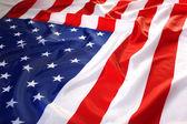 Flag of USA — Stock Photo