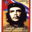 Stamp with Ernesto Che Guevara — Stock Photo #2195826