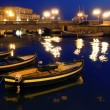 Stock Photo: Classic Old Italy - night in Syracuse
