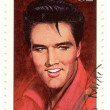 Stamp show singer Elvis Presley — Stock Photo #2219188