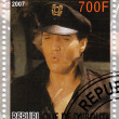 Stamp with Elvis Presley — Stock Photo #2220039