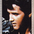 Stamp with Elvis Presley — Stock Photo #2221198