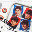 ������, ������: Stamp with The Beatles