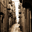 Stock Photo: Old Italy, Caltanissettcity, Sicily