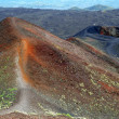 Vulcan Mount Etna on Sicily, Italy — Stock Photo