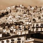 Old Italy ,Sicily, Modica city — Stock Photo