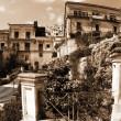 Old Italy, Modica city, Sicily — Stock Photo #2279993