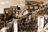 Old Italy, Modica city, Sicily — 图库照片
