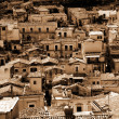 Old Italy; Sicily,  Modica city - Stock Photo