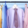 Mix color Shirt and Tie — Stock Photo #2309107