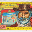 Stock Photo: Stamp show Giuseppe Verdi