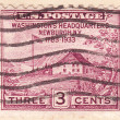 Stamp Washingtons Headquarters Newburgh — Stock Photo