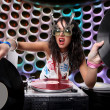 Cool DJ in action — Stock Photo #2465994