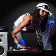 Cool DJ in action — Stock Photo #2471043