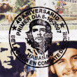 Stamp  show Che Guevara — Stock Photo